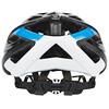 Alpina D-Alto Helmet black-red-blue